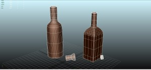 bottles_wireframe