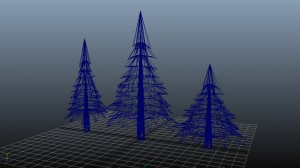 christmas trees t